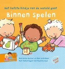 Marianne  Busser Ron  Schröder, Binnen spelen - Buiten spelen omkeerboek
