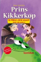 Kaye  Umansky Piraatjes Prins Kikkerkop
