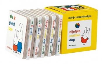 Dick  Bruna Nijntje uitdeelboekjes (box met 10 boekjes)