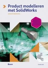 Arnoud  Breedveld Product modelleren met SolidWorks (vierde druk)