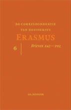 Desiderius  Erasmus De Correspondentie van desiderius Erasmus  6