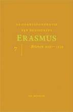 Desiderius  Eramus De correspondentie van Desiderius Erasmus 7