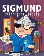 Peter de Wit Sigmund twintigste sessie