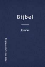 , Bijbel met Psalmen luxe leer (HSV) - 8,5x12,5 cm