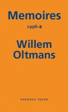 Willem Oltmans , Memoires 1998-B