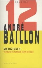 Andre  Baillon Waanzinnen [Belgica 12]
