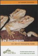 D.E.  Herpin, M.J.  Diependaal, I.J.J.  Zondervan De Bedreigde Dierenreeks De Baardagaam