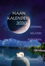 Marjanne Hess van Klaveren , Maankalender 2020