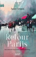 Anne Teunis , Retour Parijs