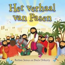 Bethan  James Het verhaal van Pasen