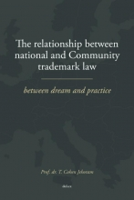 Tobias Cohen Jehoram , The relationship between national and community trademark law