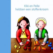 Jeannette Lodeweges , Kiki en Pelle hebben een stoffenkraam
