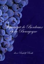 Rudolf Pierik , Wijnen uit de Bordeaux en de Bourgogne
