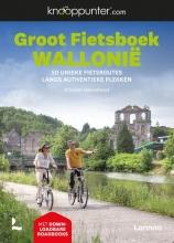 Kristien Hansebout , Knooppunter Groot Fietsboek Wallonië