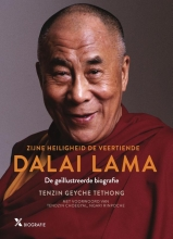 Tenzin Geyche Tethong , Dalai Lama, de biografie