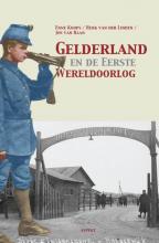 Enne  Koops, Henk van der Linden, Jos van Raan Gelderland en de eerste wereldoorlog