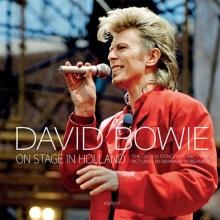 Bernard Rübsamen , David Bowie on stage in Holland