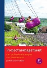 Jan  Verhaar, Iris  Eshel Projectmanagement