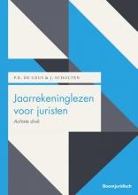 J. Scholten P.R. de Geus, Jaarrekeninglezen voor juristen