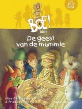 Nico De Braeckeleer , De geest van de mummie