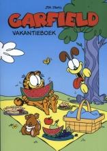Jim  Davis Garfield vakantieboek
