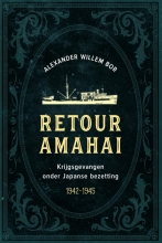 Alexander Willem Bor , Retour Amahai