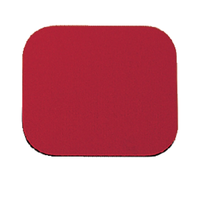 ,Muismat Fellowes standaard 200x228x4mm rood