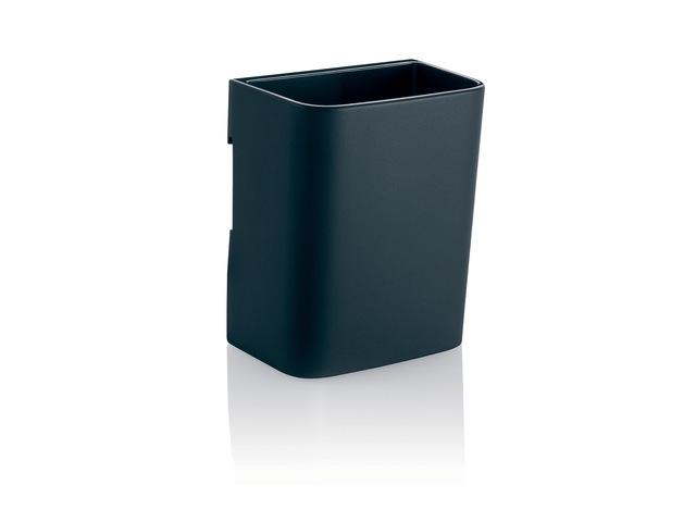 ,Pennenbak S Sigel             voor glasborden van 3 tot 5mm                               antraciet 75x94x51mm bevestigi