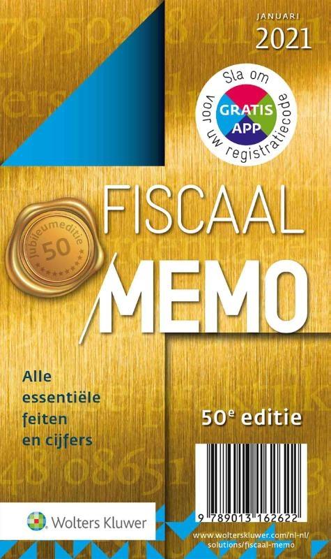 ,Fiscaal Memo januari 2021