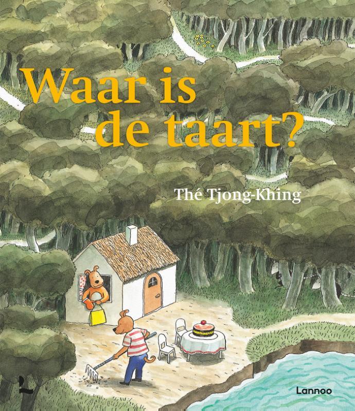 T.K. The,Waar is de Taart?