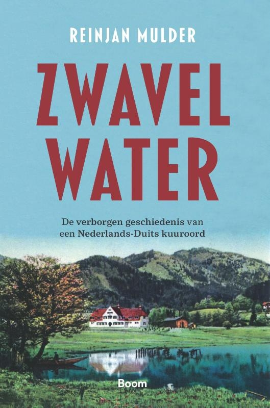 Reinjan Mulder,Zwavelwater