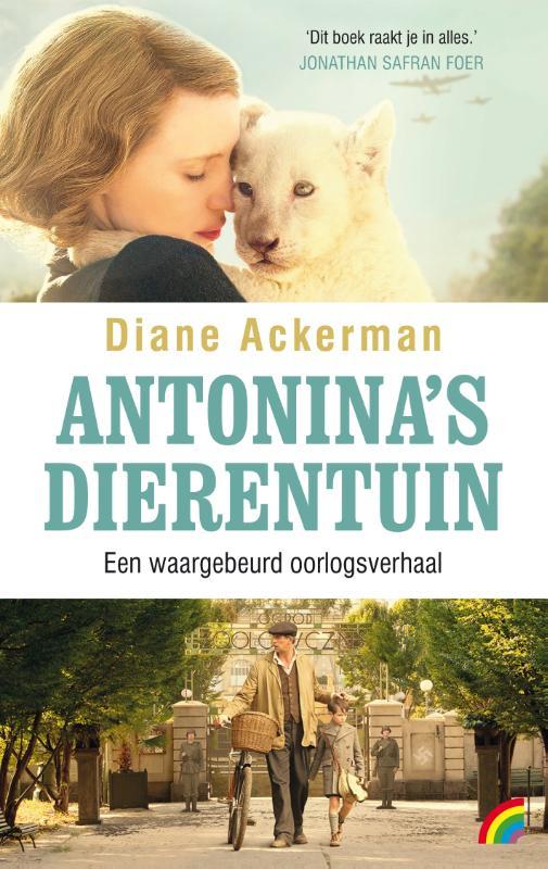 Diane Ackerman,Antonina`s dierentuin