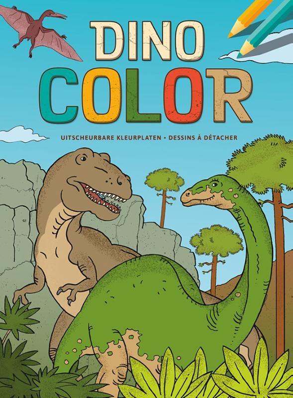 ,Dino Color