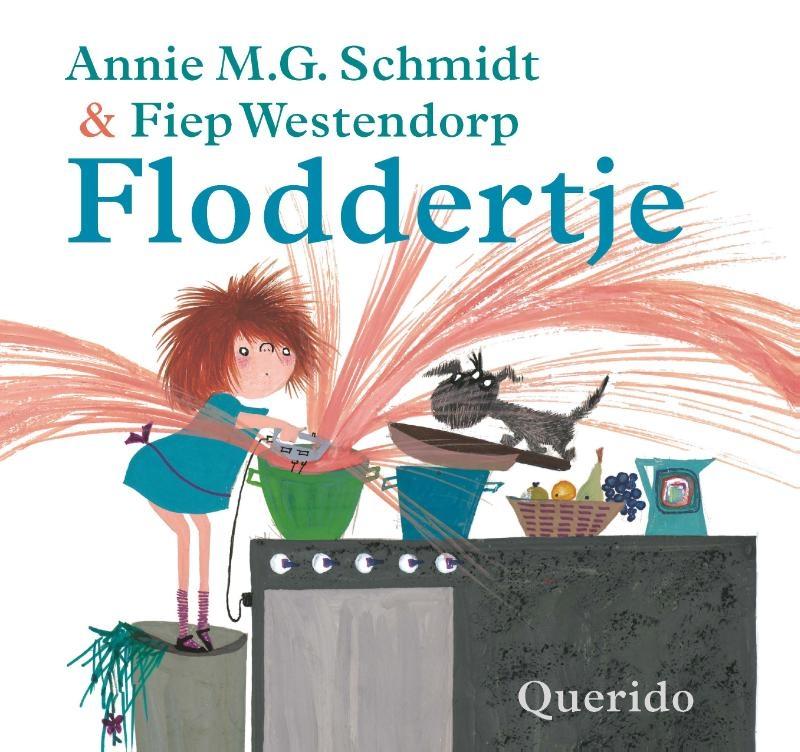Annie M.G. Schmidt,Floddertje