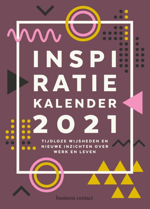 .  (red.),Inspiratiekalender 2021