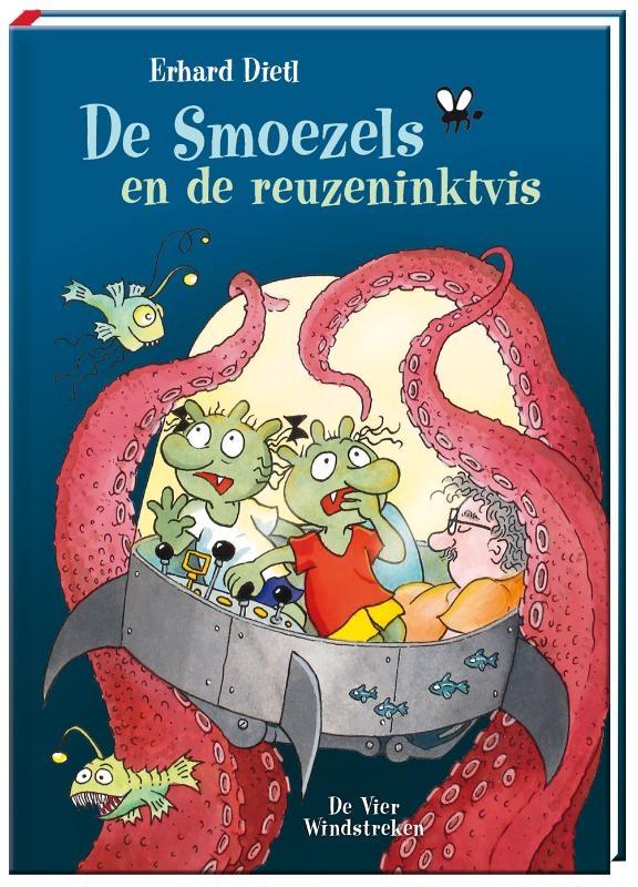 Erhard Dietl,De Smoezels en de reuzeninktvis