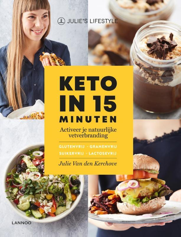 Julie Van den Kerchove,Keto in 15 minuten