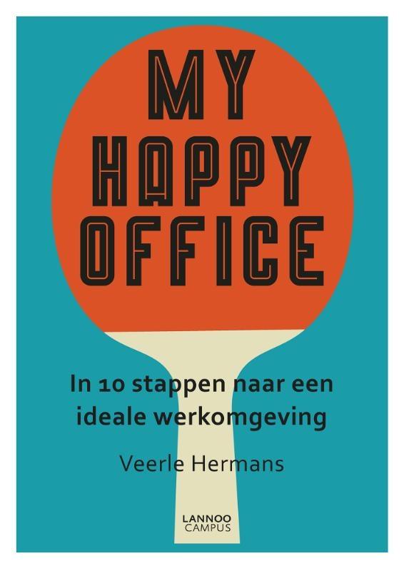 Veerle Hermans,My happy office