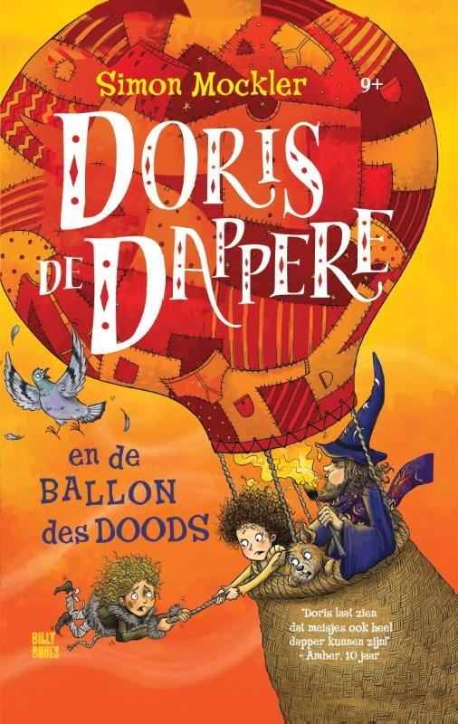 Simon Mockler,Doris de Dappere en de ballon des doods