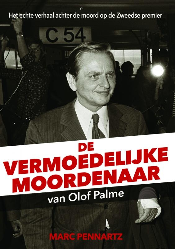 Marc Pennartz,De vermoedelijke moordenaar van Olof Palme