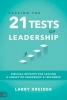 Kreider, Larry,Passing the 21 Tests of Leadership