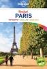 <b>Lonely Planet Pocket</b>,Paris part 5th Ed