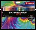 ,<b>Kleurpotloden STABILO aquacolor 1636-1-20 etui à 36 kleuren</b>