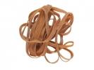 ,elastieken Alco 100x5mm 500 gram in doos natuur
