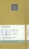 ,<b>Moleskine 18 month planner - weekly - large - maple yellow - hard cover</b>