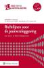 ,Richtlijnen voor de Jaarverslaggeving voor micro- en kleine rechtspersonen 2017