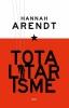 <b>Hannah  Arendt</b>,Totalitarisme