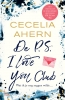 Cecelia  Ahern,De P.S. I love you club