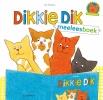 <b>Jet  Boeke</b>,Dikkie Dik meeleesboek