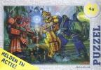,Helden in actie! - puzzel 48 stukjes